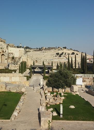 Нажмите на изображение для увеличения Название: Старый город Иерусалим.jpg Просмотров: 61 Размер:95.6 Кб ID:642