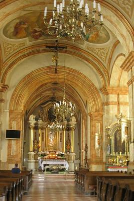 Нажмите на изображение для увеличения Название: Базилика Введения Пресвятой Богородицы внутри.jpg Просмотров: 35 Размер:80.0 Кб ID:531