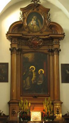 Нажмите на изображение для увеличения Название: Краков - алтарь костела.jpg Просмотров: 25 Размер:92.1 Кб ID:542