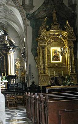 Нажмите на изображение для увеличения Название: Костёл Святого Креста в Кракове.jpg Просмотров: 26 Размер:85.6 Кб ID:543