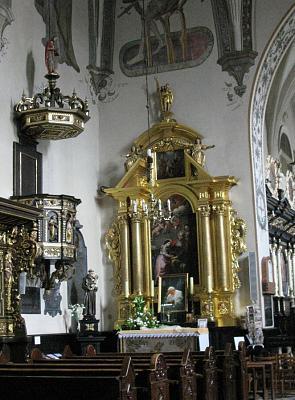 Нажмите на изображение для увеличения Название: Костёл Святого Креста.jpg Просмотров: 29 Размер:95.6 Кб ID:544
