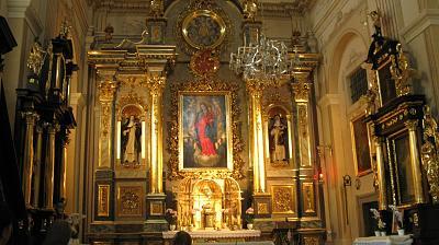 Нажмите на изображение для увеличения Название: Церковь Святой Марии в Кракове.jpg Просмотров: 39 Размер:101.4 Кб ID:554