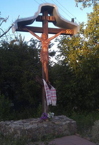 Нажмите на изображение для увеличения Название: Иисус Христос на кресте.jpg Просмотров: 15 Размер:96.7 Кб ID:606