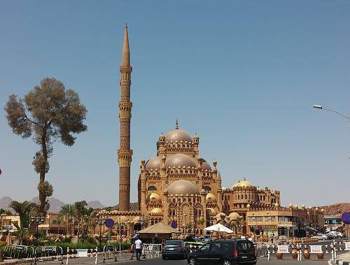 Нажмите на изображение для увеличения Название: Мечеть Мухаммеда Али в Каире.jpg Просмотров: 3 Размер:92.4 Кб ID:646