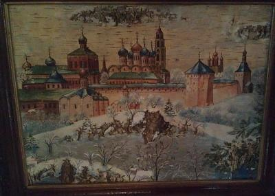 Нажмите на изображение для увеличения Название: Старинный зимний Киев.jpg Просмотров: 35 Размер:92.6 Кб ID:570