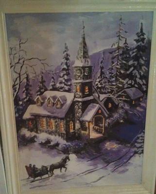 Нажмите на изображение для увеличения Название: Церковь в лесу.jpg Просмотров: 33 Размер:89.6 Кб ID:571