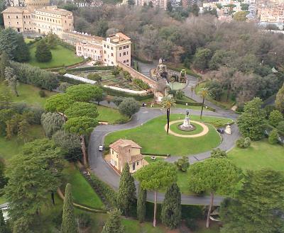 Нажмите на изображение для увеличения Название: Сады Ватикана.jpg Просмотров: 182 Размер:95.6 Кб ID:224