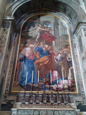 Нажмите на изображение для увеличения Название: Собор святого Петра - фреска.jpg Просмотров: 205 Размер:92.8 Кб ID:228