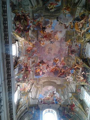Нажмите на изображение для увеличения Название: Chiesa di Sant Ignazio di Loyola.jpg Просмотров: 192 Размер:94.4 Кб ID:235