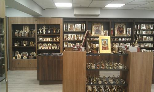 Нажмите на изображение для увеличения Название: Церковный магазинчик в Греции.jpg Просмотров: 11 Размер:95.8 Кб ID:622