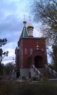 Нажмите на изображение для увеличения Название: Введенско-Пахомиевский женский монастырь в Тирасполе.jpg Просмотров: 123 Размер:97.1 Кб ID:493